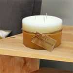 2 Layer French Vanilla Candle