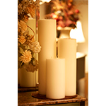 6 in Unscented Pillars