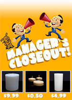 Candles - Manager's Closeout