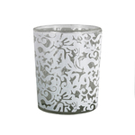 Lace Design Votive Holder